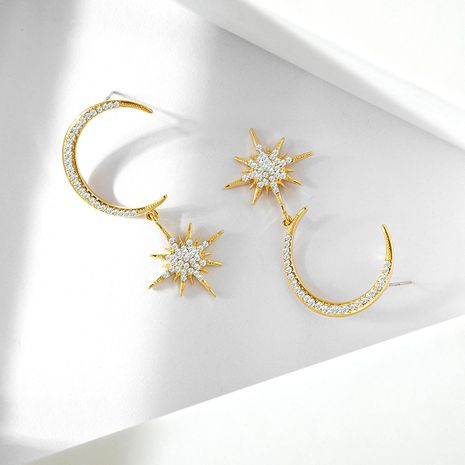 Fashion Xingyue Design Niche Alloy Stud Earrings NHLL157218's discount tags