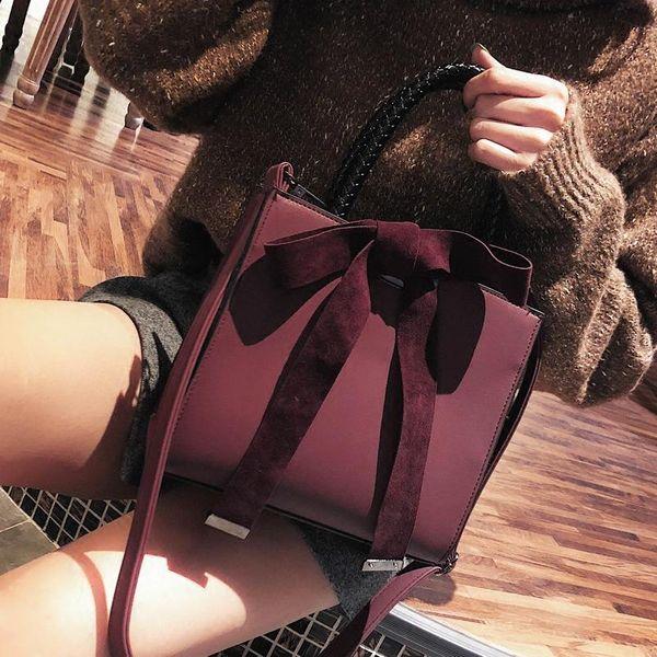 Bolso grande de moda femenino nuevo colgado mate un hombro bolso de mano simple NHXC177360