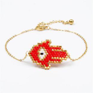 Fatima Hand Classic Charm Miyuki Palm Ornament Religious Totem NHGW177196's discount tags