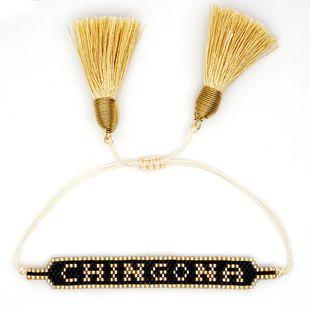 Miyuki DB antique rice beads tassel weave CHINGONA color national wind female bracelet jewelry NHGW177228's discount tags