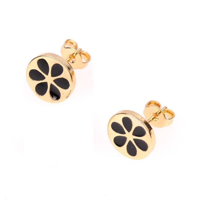 Earrings drops oranges lemon earrings small fresh fruit girl ear jewelry NHPY177278