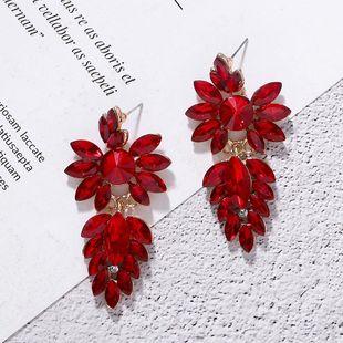 Pendientes de diamantes de aleación pendientes personalizados accesorios de joyería creativa NHJQ177464's discount tags