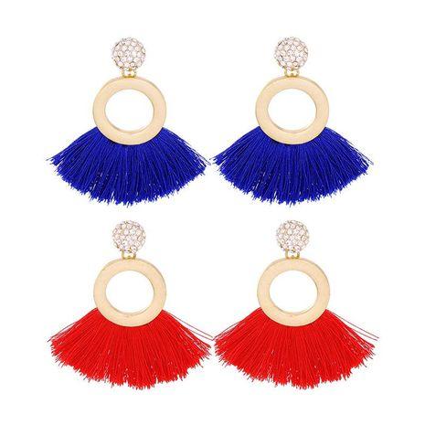 Aretes para mujer Joyas de aleación Joyas Moda Mujer Diamantes Tachuelas NHQD177544's discount tags