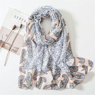Al por mayor de Moda Bufanda de algodón fina de anacardo suave para mujer con estampado de estilo étnico chal NHGD177942's discount tags