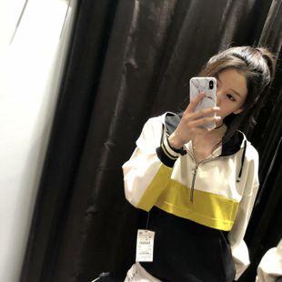 Spring 8 color emparejado chaqueta suéter de mujer NHAM177784's discount tags
