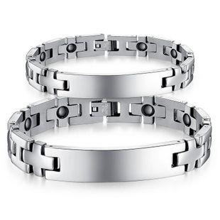 Wholesale Fashion Korean jewelry bracelet with magnet health chain couple bracelet NHOP178178's discount tags