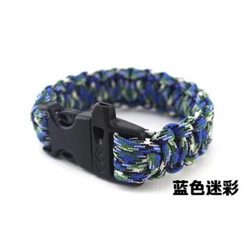 Umbrella rope bracelet woven bracelet fashion bracelet survival bracelet wild survival outdoor supplies seven core umbrella rope NHIM178050