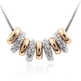 Moda S925 plata coreana coreana collar creativo NHIM178025's discount tags