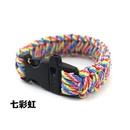 Umbrella rope bracelet woven bracelet fashion bracelet survival bracelet wild survival outdoor supplies seven core umbrella rope NHIM178047
