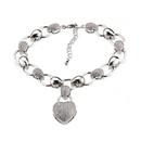 South American hot heartshaped diamond bracelet copper plated zircon microelliptical bracelet NHBP178183
