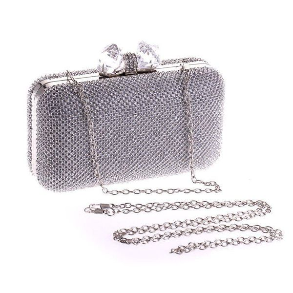 Drill bag women's bag trendy women's bag night party package craft bag NHYG178980