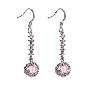 Moda creativa nueva combinación de geometría de gota de diamante largos dulces dulces pendientes femeninos NHZU178856's discount tags