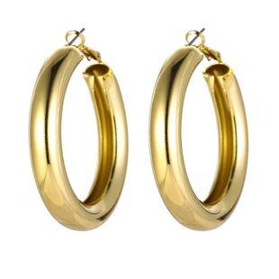 Joyería creativa aleación chapado pendientes grandes pendientes geométricos accesorios mujer NHZU178858's discount tags
