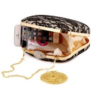 Lace evening bag hard shell with drill clutch bag retro lady party chain bag NHYG178960