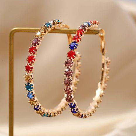 Nuevos pendientes accesorios pendientes huecos pendientes simples círculo NHKQ179047's discount tags