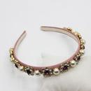 Pearl headband Baroque headband fashion pearl gemstone headband hair accessory NHWJ179288