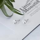 Little Swallow Bird Earrings Green Plating Gold Silver Rose Tricolor Peace Pigeon Stud Earrings NHCU179735