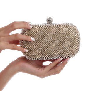 Paquete de marea de moda Paquete de fiesta de noche con incrustaciones de diamantes NHYG174729's discount tags