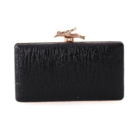 European and American fashion evening party package bark pattern branch handbag NHYG174709's discount tags