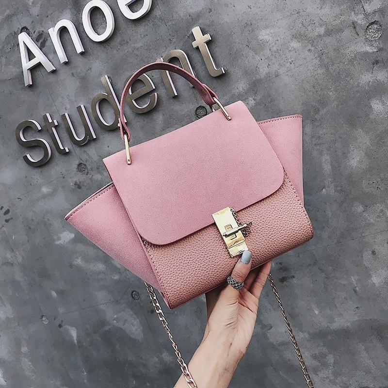 Handbag female autumn handbags fashion chic wings package tide chain slung shoulder bag NHLD174773