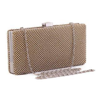 Bolsa de taladro bolso de mujer bolso de mujer bolso de fiesta de noche vestido artesanal NHYG174722's discount tags