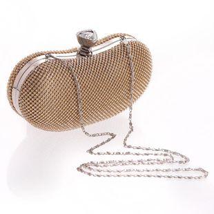 Paquete de fiesta de noche de diamantes de moda europea y americana NHYG174743's discount tags