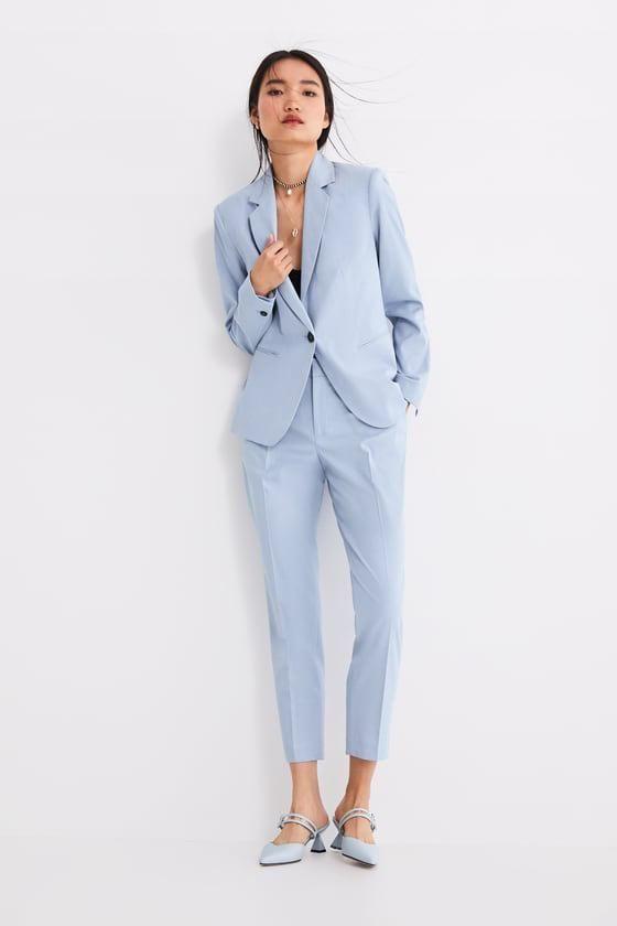 Wholesale new casual tops women's slim suit jacket NHAM179923