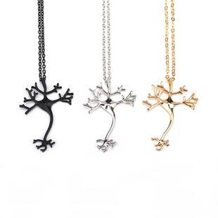 Fashion Sweater Chain Tree Pendant Necklace Life Tree Clavicle Chain NHDP180305's discount tags