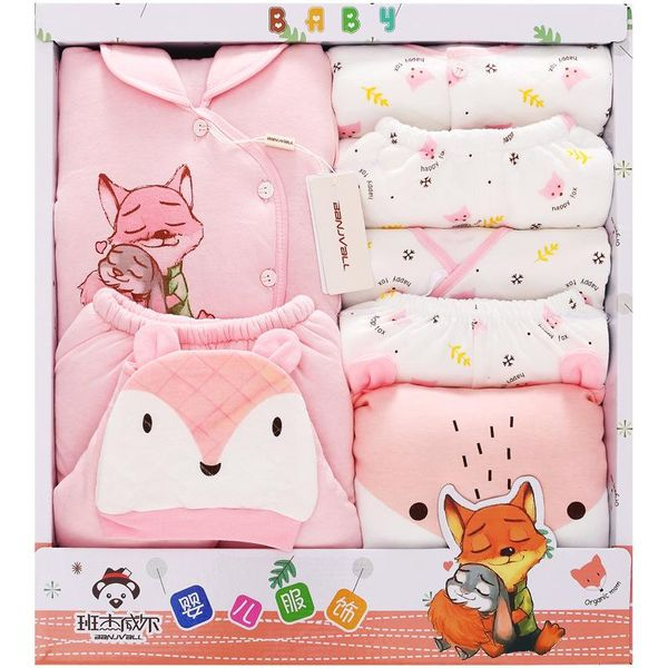 Thick baby clothes newborn gift box autumn and winter warm maternal and child supplies wholesales fashion NHQE180528