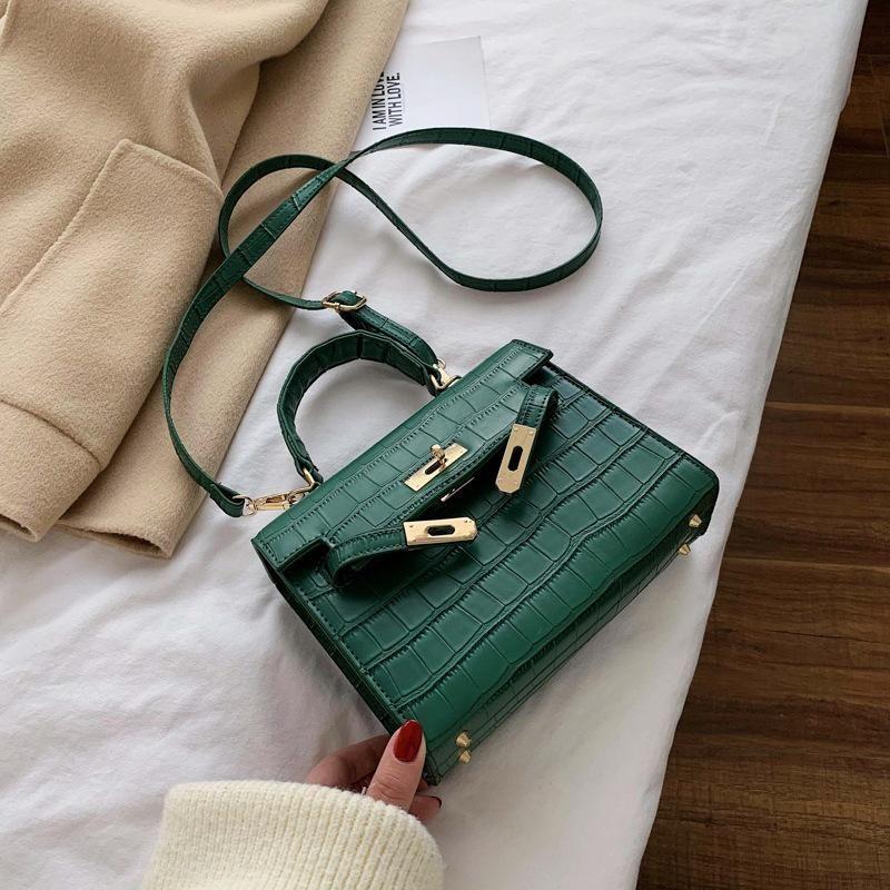 Wholesale women bags new fashion handbag shoulder slung Kelly bag NHTC180957