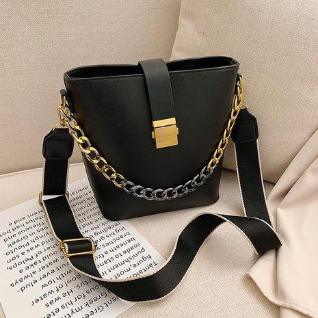 Wholesale women bags new fashion chain shoulder slung bucket bag NHTC180967's discount tags