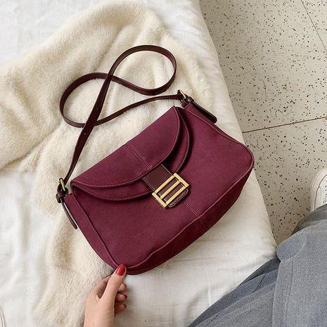Women's bag new Messenger bag Scrub fashion shoulder bag wolesale women bags NHTC180986's discount tags