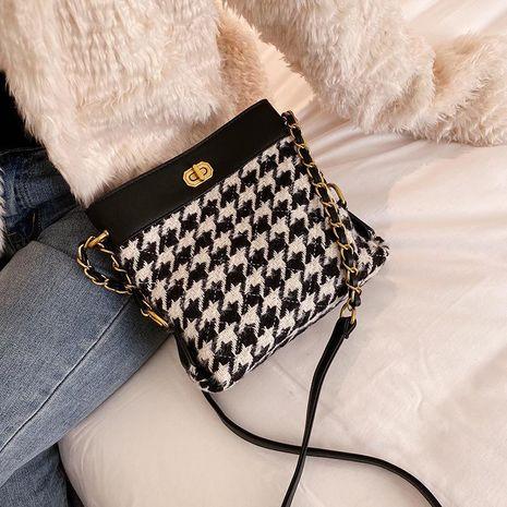 Women's bag new winter chain shoulder messenger bag wolesale women bags NHTC180997's discount tags