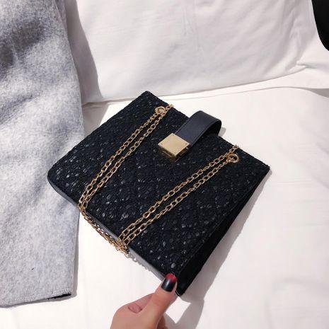 Fashion wolesale women bags new retro rhombic chain bag Messenger bag NHTC181002's discount tags