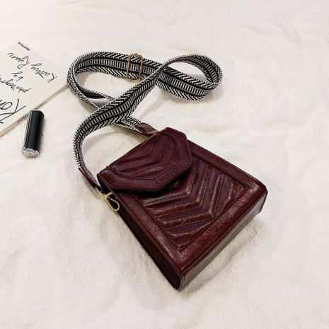 Wolesale women bags new small square bag fashion rhombic chain shoulder messenger bag NHTC181008's discount tags