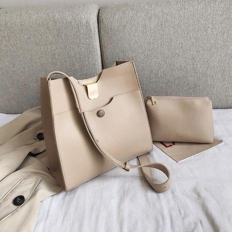Large-capacity handbags new fashion wild shoulder Messenger bag NHTC181010's discount tags