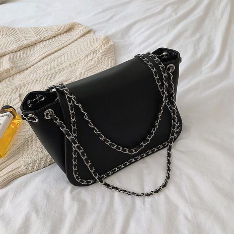 Wolesale women bags new fashion retro crocodile pattern shoulder slung small square bag NHTC181021's discount tags