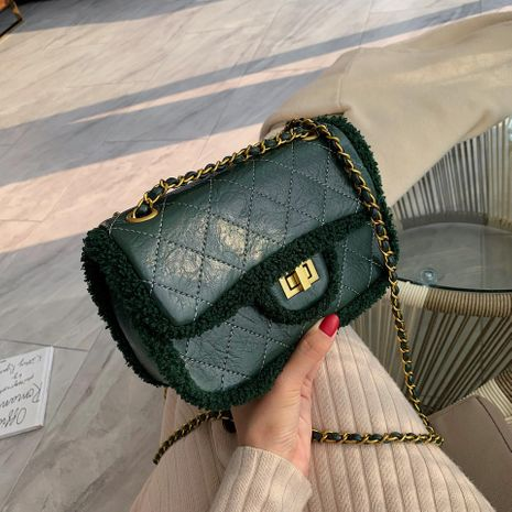 Wolesale women bags new fashion one shoulder slung small square bag chain bag NHTC181030's discount tags