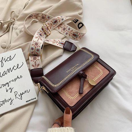 Women's bag new fashion shoulder bag wideband Messenger bag NHXC181061's discount tags