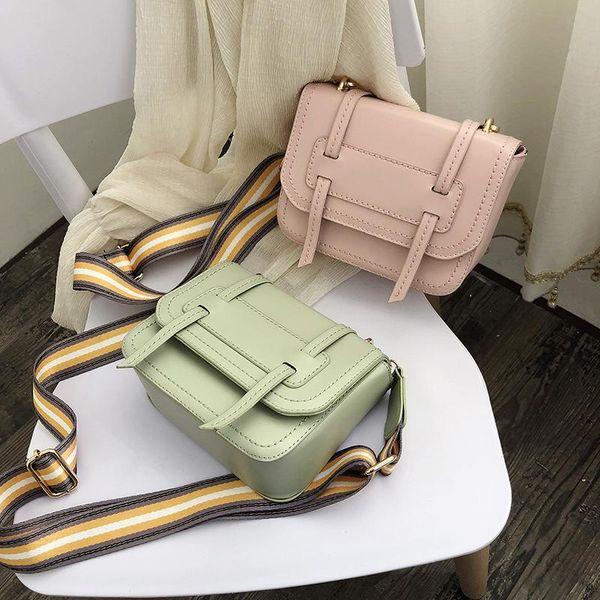 Wolesale women bags new fashion single shoulder bag Messenger bag small square bag NHLD181102