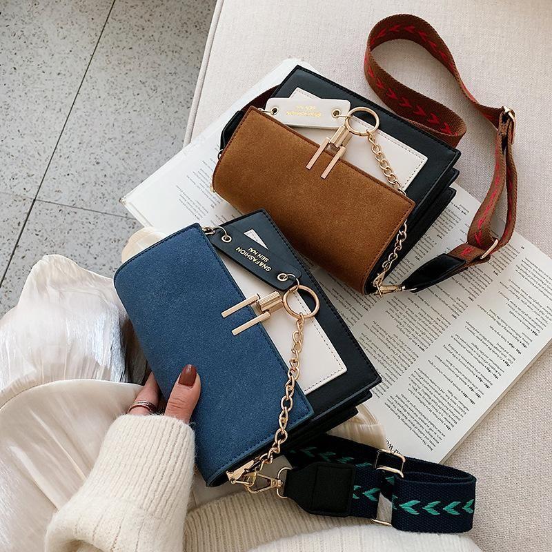 Wolesale Women Bags New Fashion Single Shoulder Bag Messenger Bag Frosted Bag