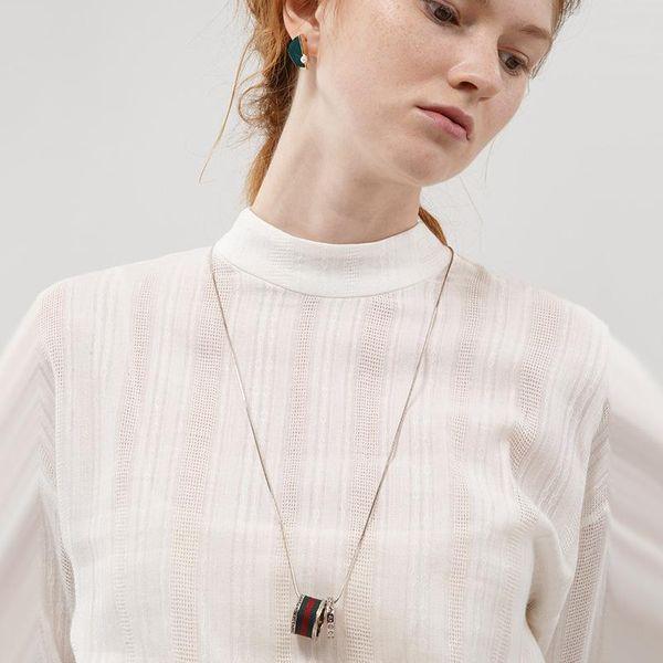 Sweater chain long winter necklace female item jewelry wholesale fashion jewelry NHLL181528