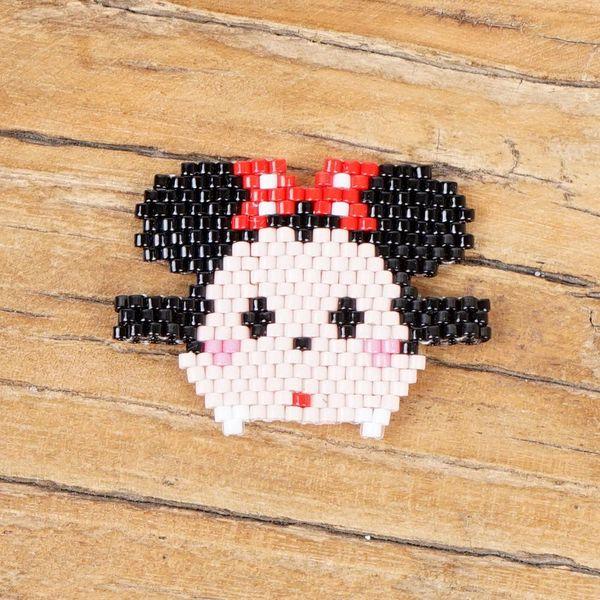 Miyuki ladies jewelry accessories Mickey pattern wholesale fashion jewelry accessories NHGW181468
