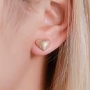 Geometric tassel set earrings sweet love pearl small earrings 6 pairs of earrings wholesale NHDP181292