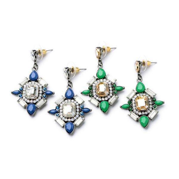 Fashion item jewelry wholesale luxury wild personality ladies earrings wholesales fashion NHQD181779