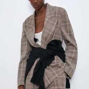 Wholesale winter children's small suit jacket NHAM182062's discount tags