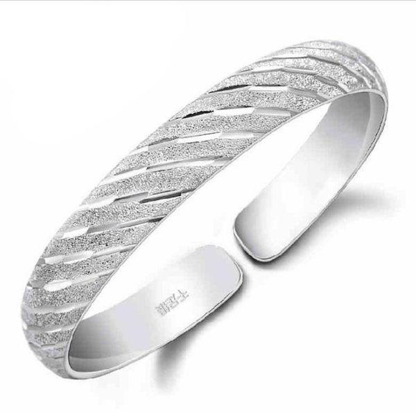 Open silver-plated bracelet Korean small jewelry wholesale vintage jewelry women jewelry NHQL182481