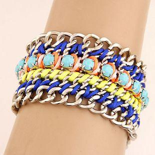Ultra-wide temperament bracelet NHSC181210's discount tags