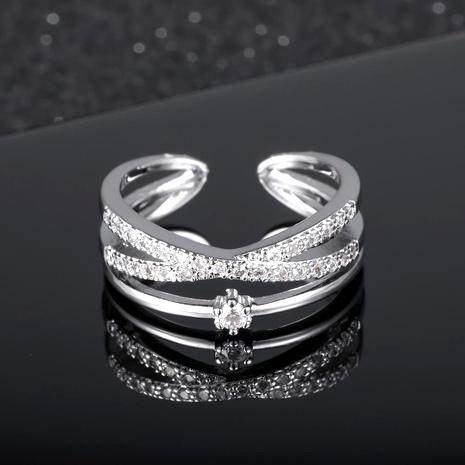 Rings women punk fashion open diamonds rings wholesale jewelry NHIM182337's discount tags