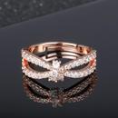 Rings women punk fashion open diamonds rings wholesale jewelry NHIM182339